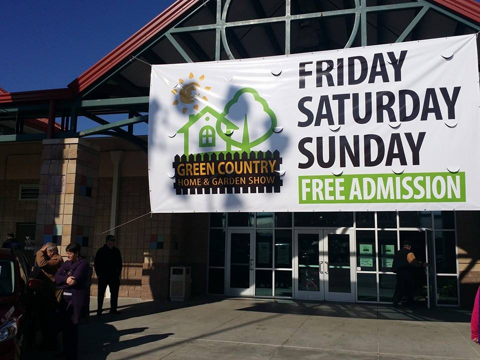 Tulsa Home And Garden Show 2020.Green Country Home And Garden Show